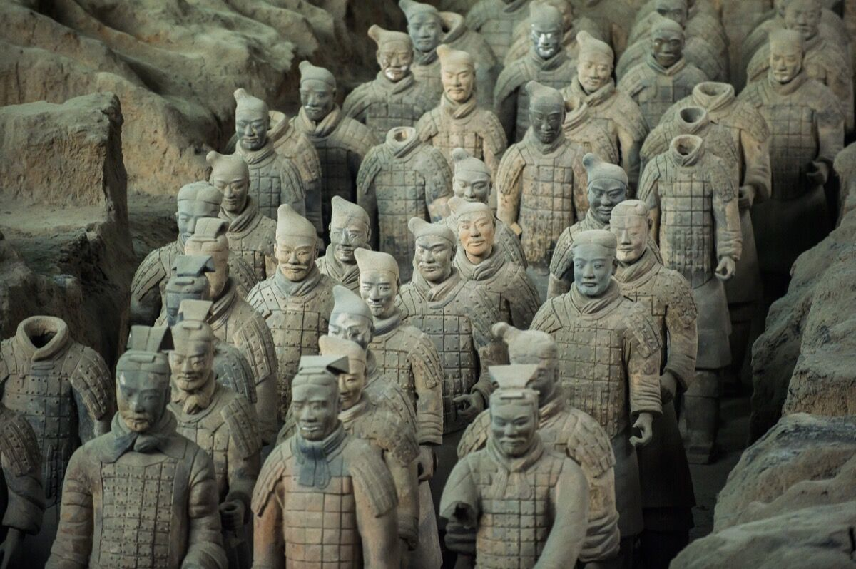 dc41f2aaeda What China s Terracotta Army Reveals About Life—and Death - Artsy
