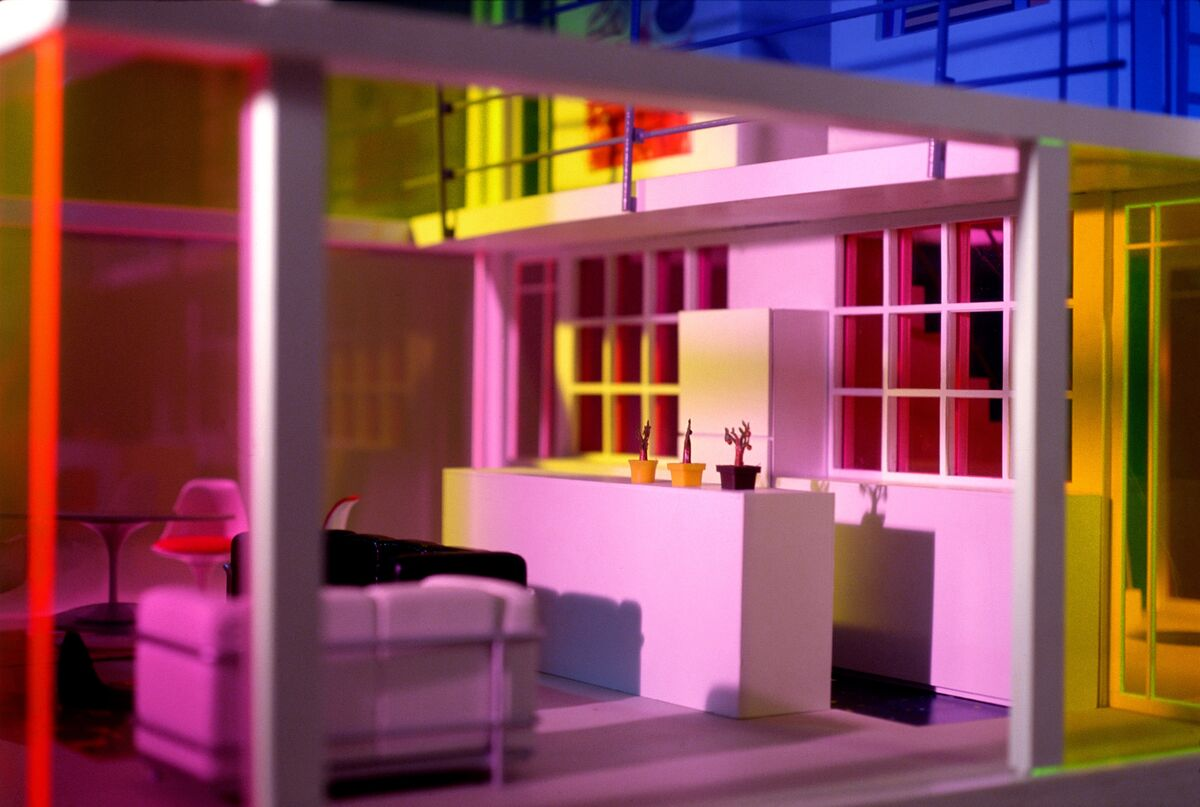 Laurie Simmons, Kaleidoscope House, 2001. Courtesy of the artist and Salon 94.
