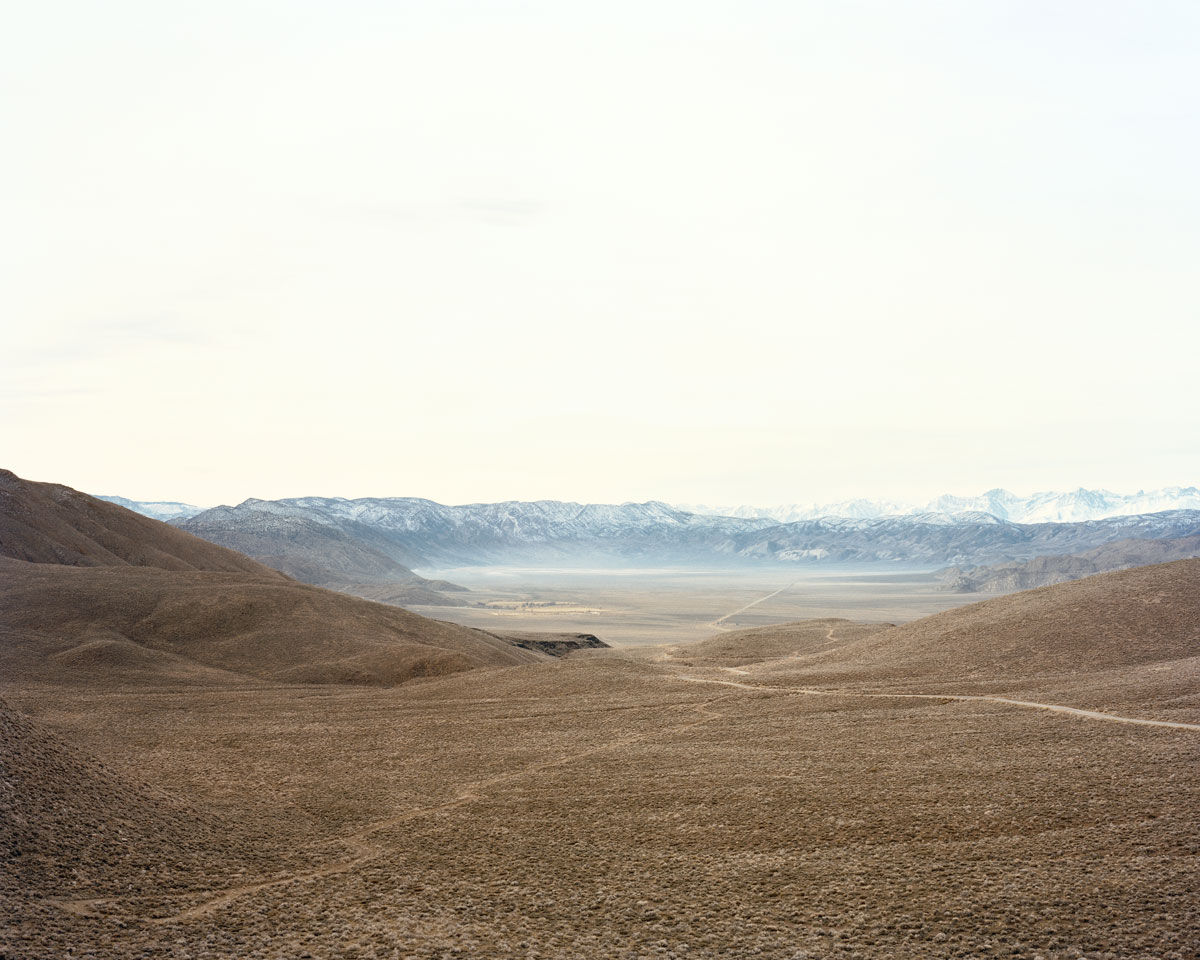 Sam Contis, Landscape (View from Gilbert Pass), 2014. Courtesy of the artist and MATRIX 266.