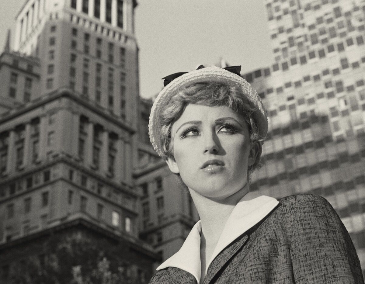 Cindy Sherman, Untitled Film Still #21, 1978. Courtesy of the artist and Metro Pictures, New York.