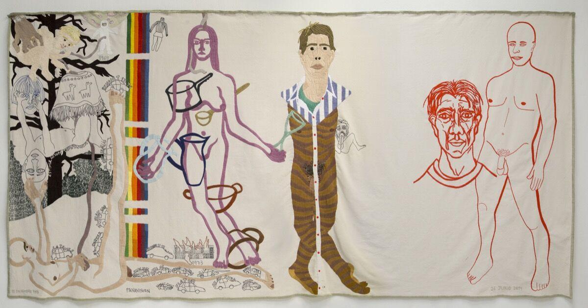 Carlos Arias, Legado (Legacy), 1995–2014. Image courtesy of marso.
