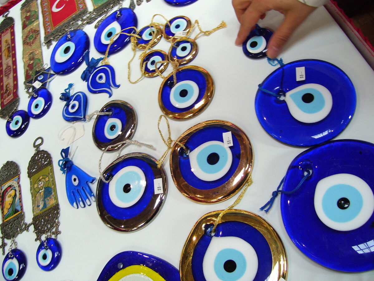 Why People Have Worn Charms to Deflect the Evil Eye for