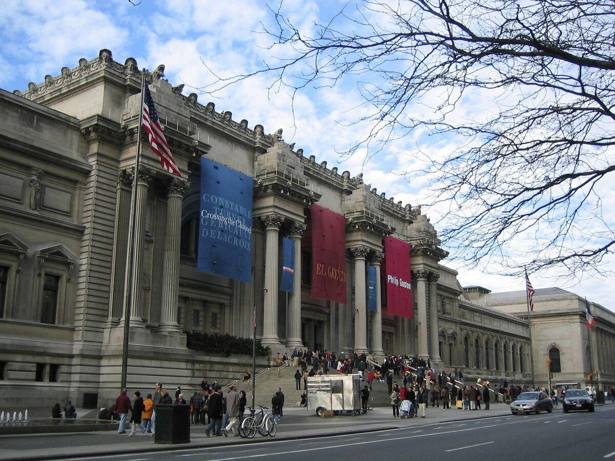 The Metropolitan Museum of Art. Image via Flickr.