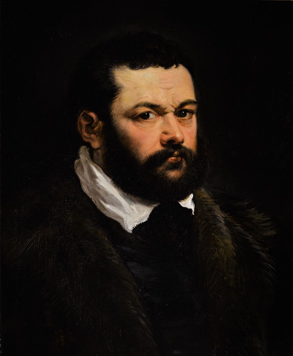 Sir Peter Paul Rubens, Portrait of a Venetian nobleman. Courtesy of Sotheby's.