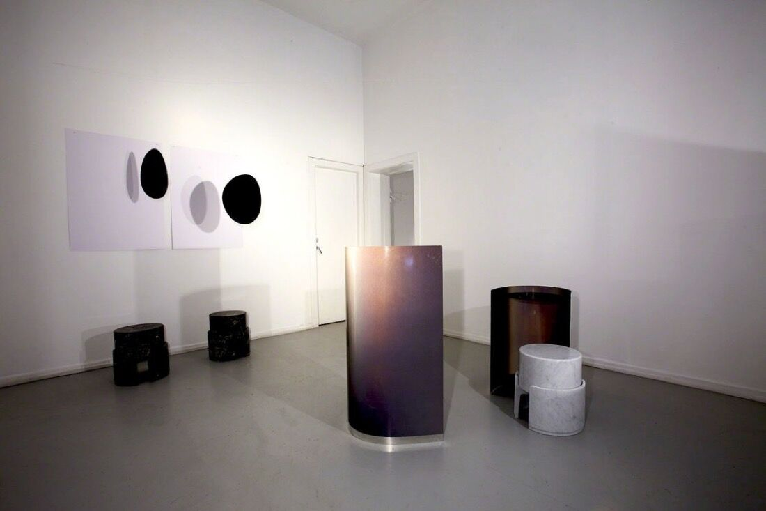 "Installation view of ""ONOFF"" at Etage Projects. Courtesy of the gallery."