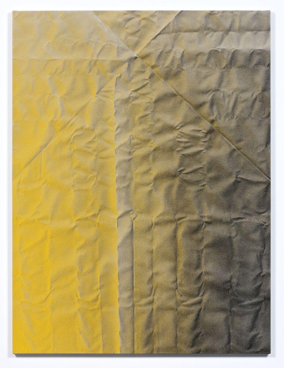 Tauba Auerbach,Untitled (Fold), 2011. © Tauba Auerbach. Photo by Vegard Kleven. Courtesy of STANDARD (OSLO).