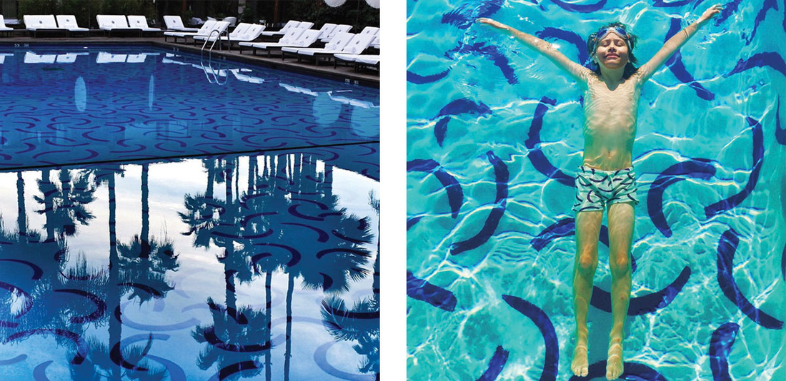 From Turrell To Hockney 8 Artists Who Designed Extraordinary Swimming Pools