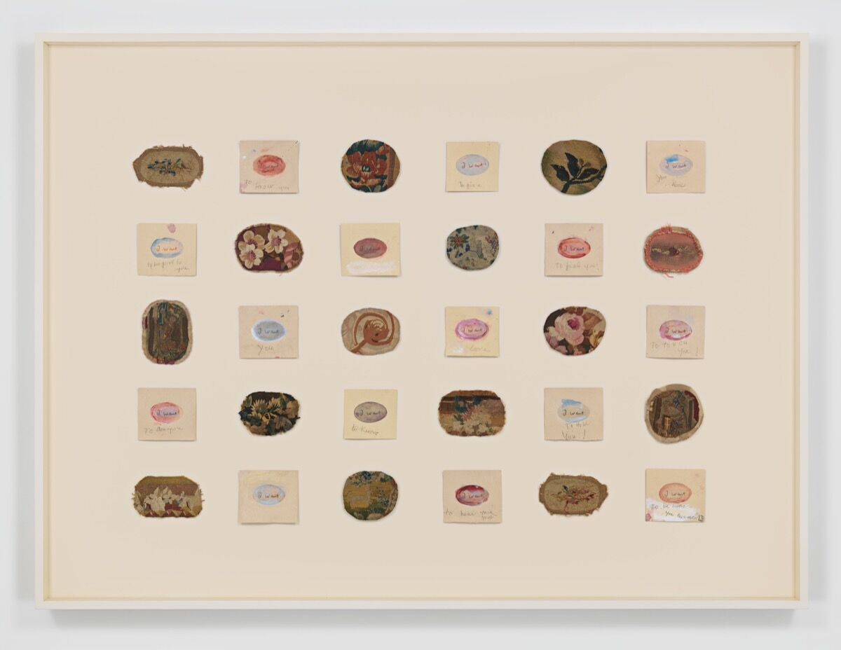 Louise Bourgeois, I Want To Be Sure You Love Me !!, 2008. © The Easton Foundation/DACS 2019. Photo by Genevieve Hanson. Courtesy of The Easton Foundation and Hauser & Wirth.