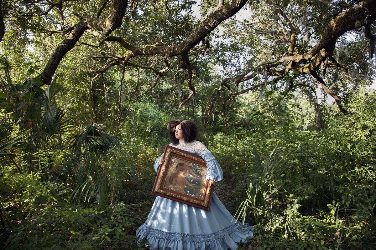 Genevieve Gaignard, Trailblazer (A Dream Deferred), 2017. © Genevieve Gaignard. Courtesy of the artist and Vielmetter Los Angeles.