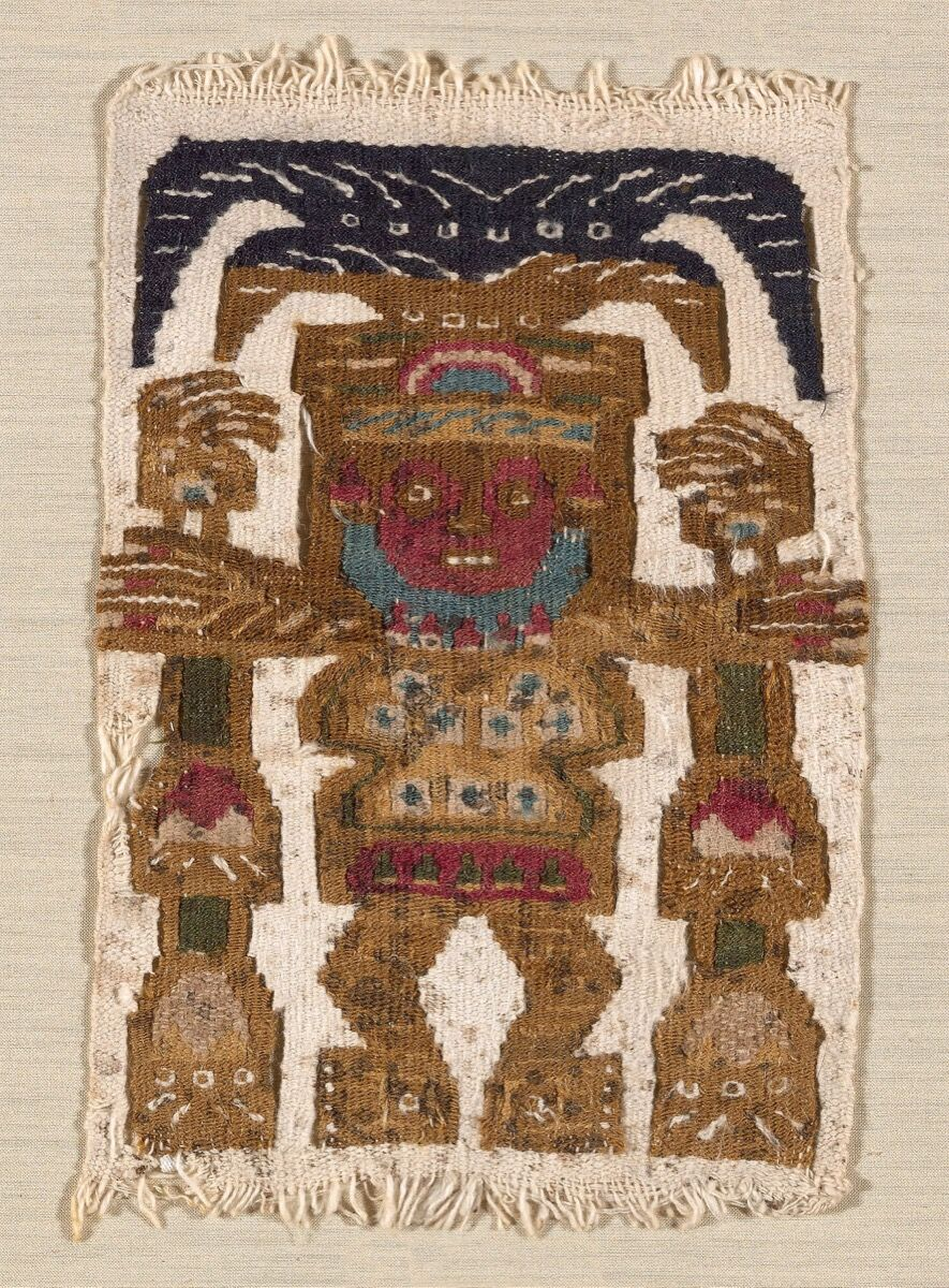 Patch, 1000–1476. Courtesy of The Art Institute of Chicago.