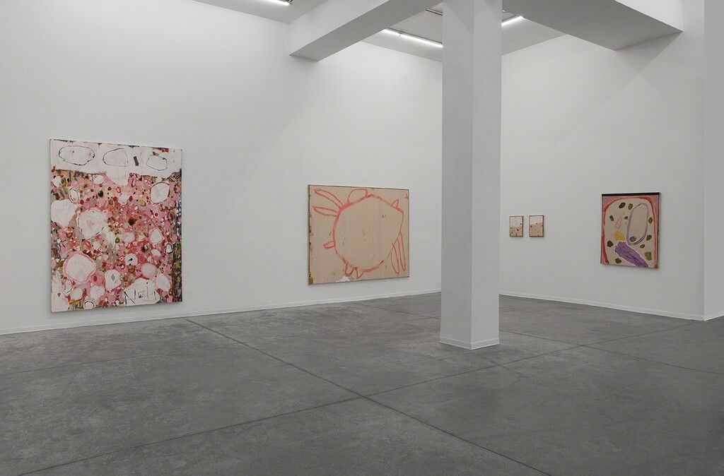 """Installation view of""""Amit Cabessa / Nothing Personal"""" at Hezi Cohen Gallery, courtesy of Hezi Cohen Gallery. Photo:Liat Elbling"""