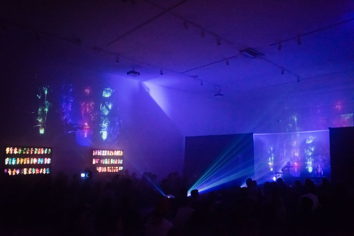 Beach House Asks, Is Installation Art the Future of the