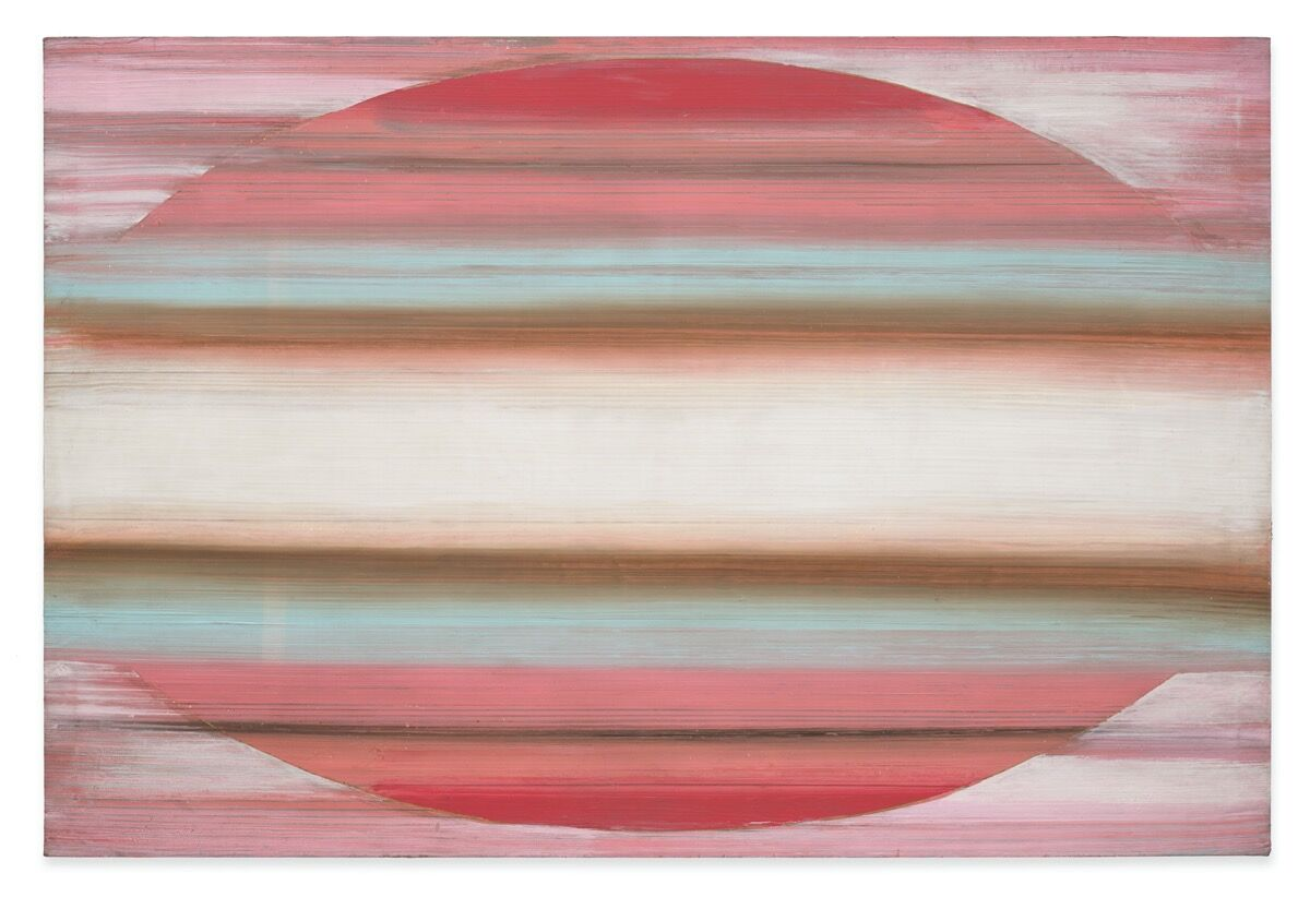 Ed Clark, Untitled, 1972. © Ed Clark. Photo by Thomas Barratt. Courtesy of the estate and Hauser & Wirth.