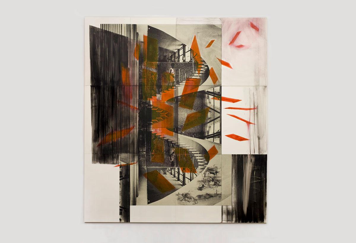 Lorna Simpson, Soundlessness, 2016. Courtesy of Lorna Simpson and Salon 94, New York.