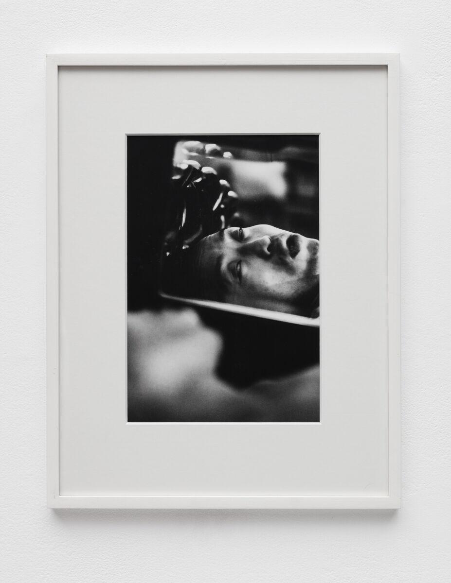 Aura Rosenberg, Head Shots (YS), 1991-1996. Courtesy of Martos Gallery.