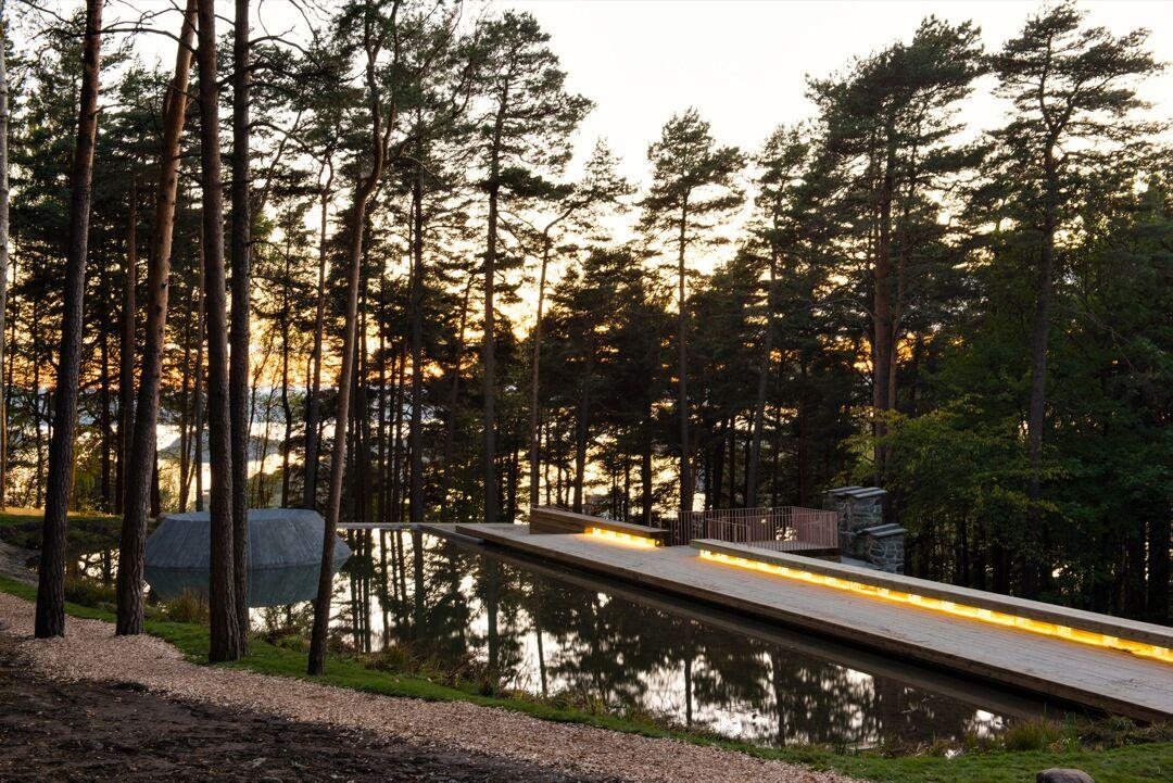 Photo byIvar Kvaal, courtesyEkebergparken