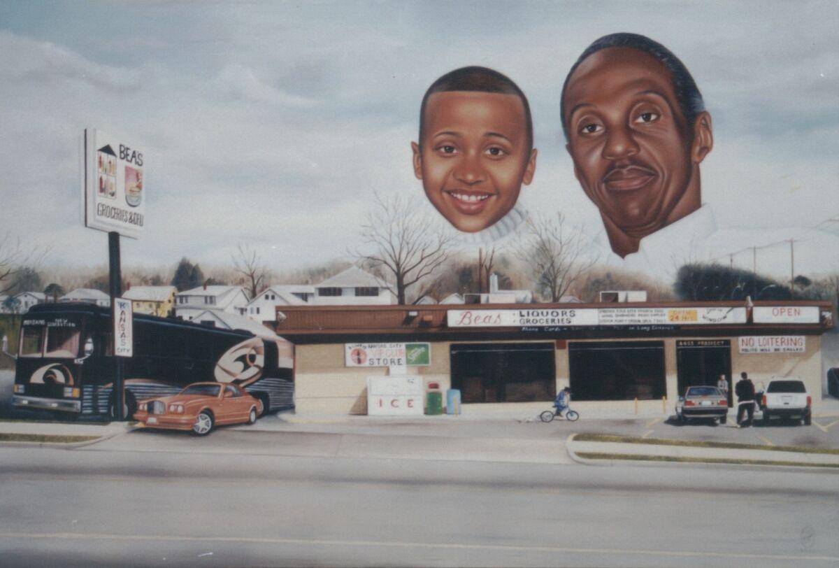 Fulton Leroy Washington, Mondaine's Market. Courtesy of the artist.