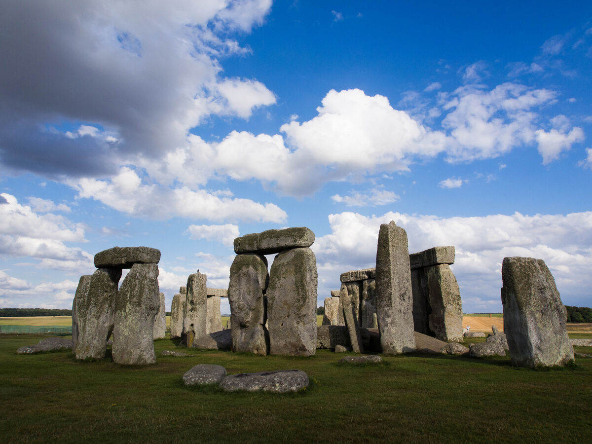 Stonehenge. Photo by Wilfried Joh, via Flickr