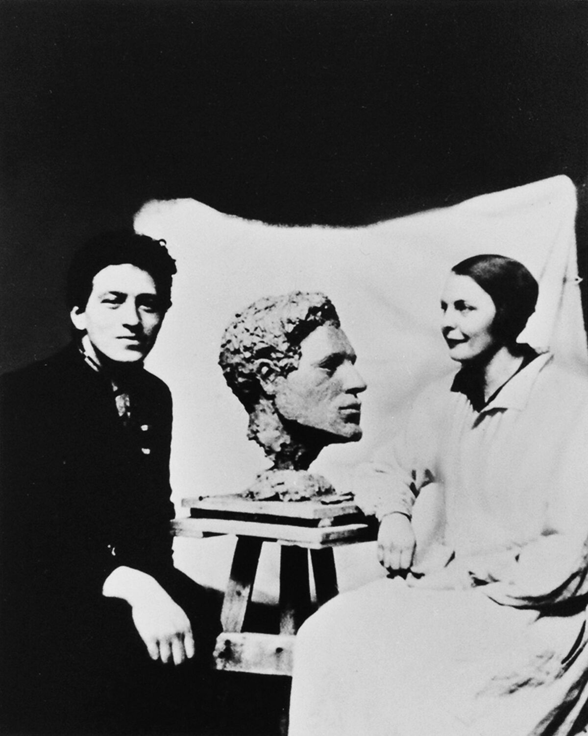 Teresa Hubbard and Alexander Birchler, Bust, 2017. Photo by Ugo Carmeni. Courtesy of the artists, Tanya Bonakdar Gallery, New York and Lora Reynolds Gallery, Austin.