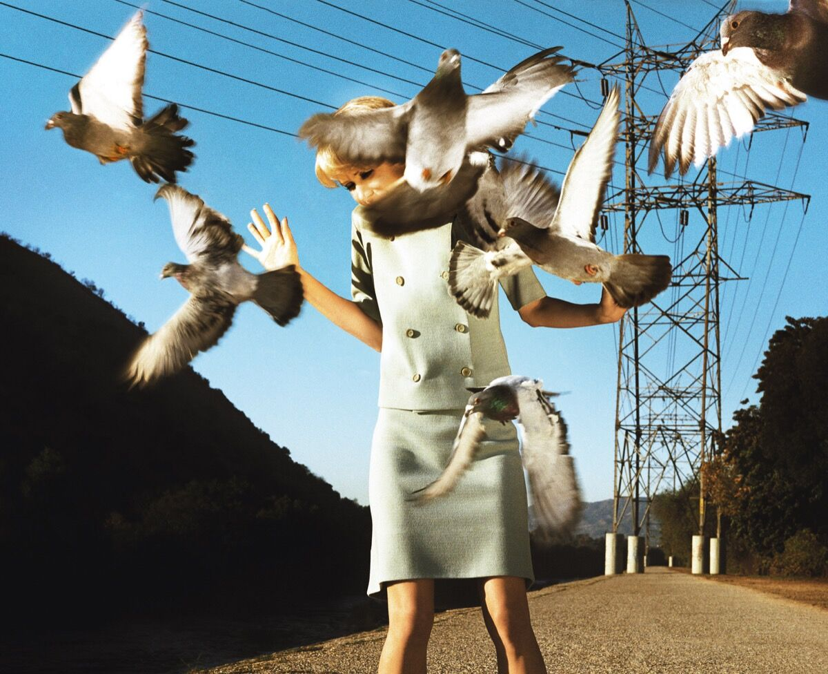 Alex Prager, Eve, from the book Silver Lake Drive, 2008. Published by Chronicle Books.
