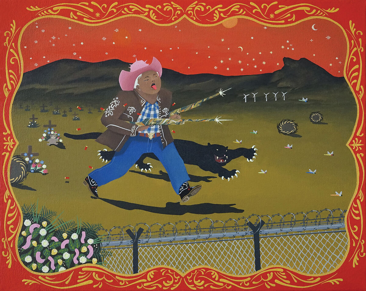 Yowshien Kuo, The People's Republic of the West, 2019. Courtesy of the artist.