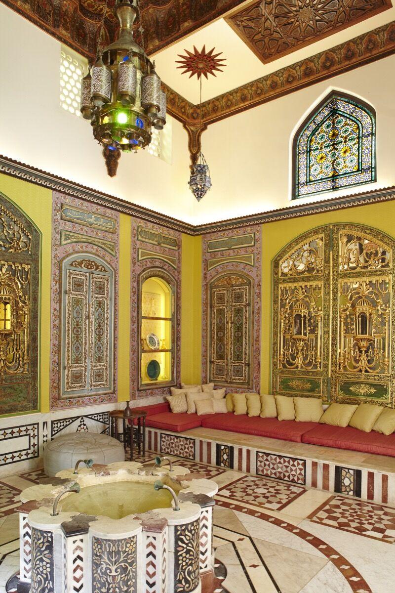 Syrian Room. © 2014 Linny Morris. Courtesy of the Doris Duke Foundation for Islamic Art.