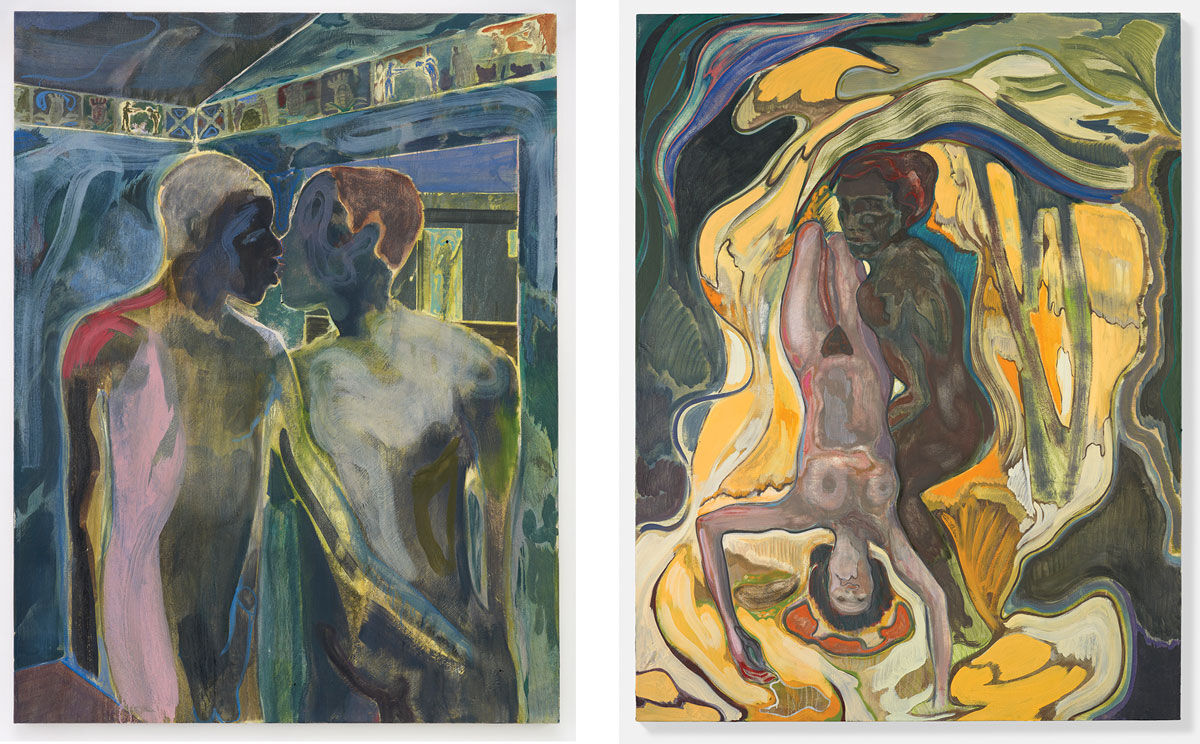 Does Identifying Armitage As Original >> Painter Michael Armitage Captures The Tragic Realities Of The Lgbtq