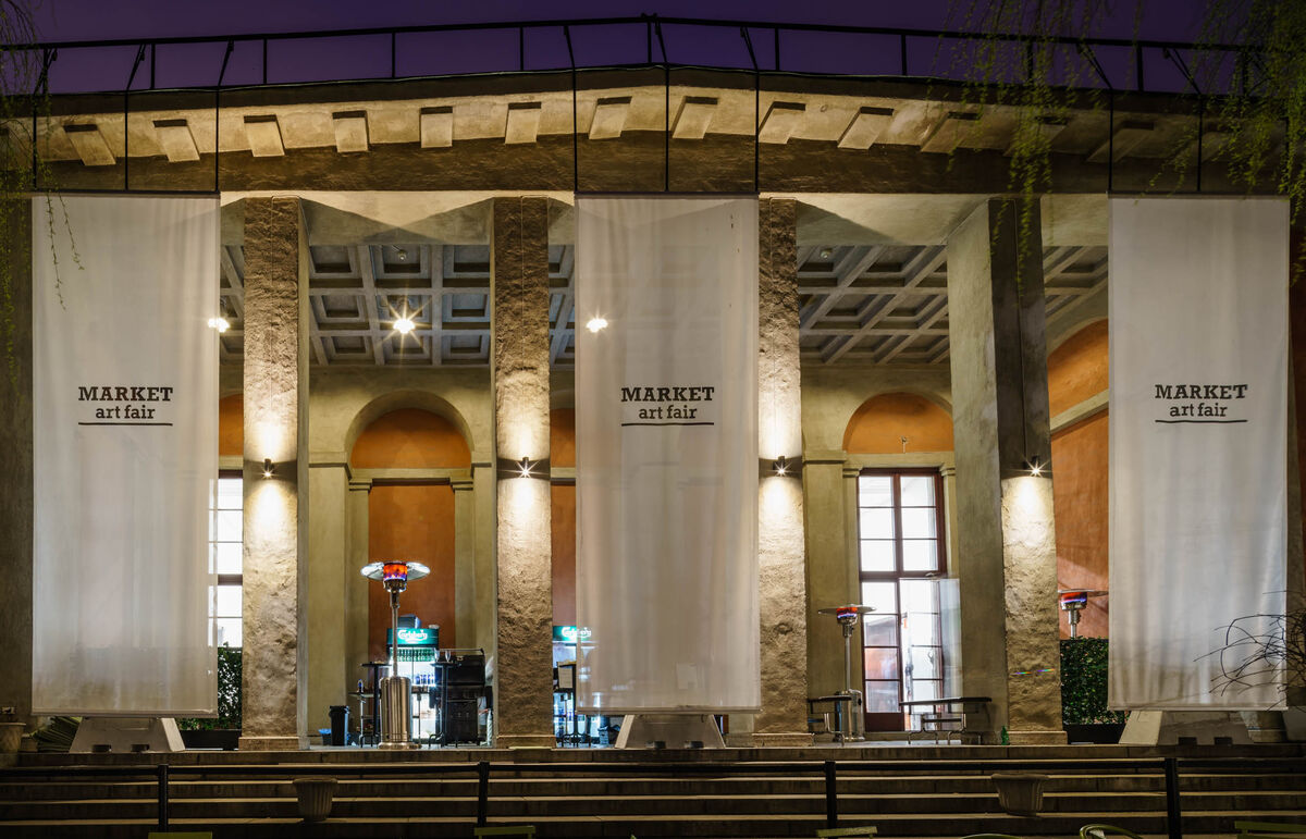 Image courtesy of Market Art Fair