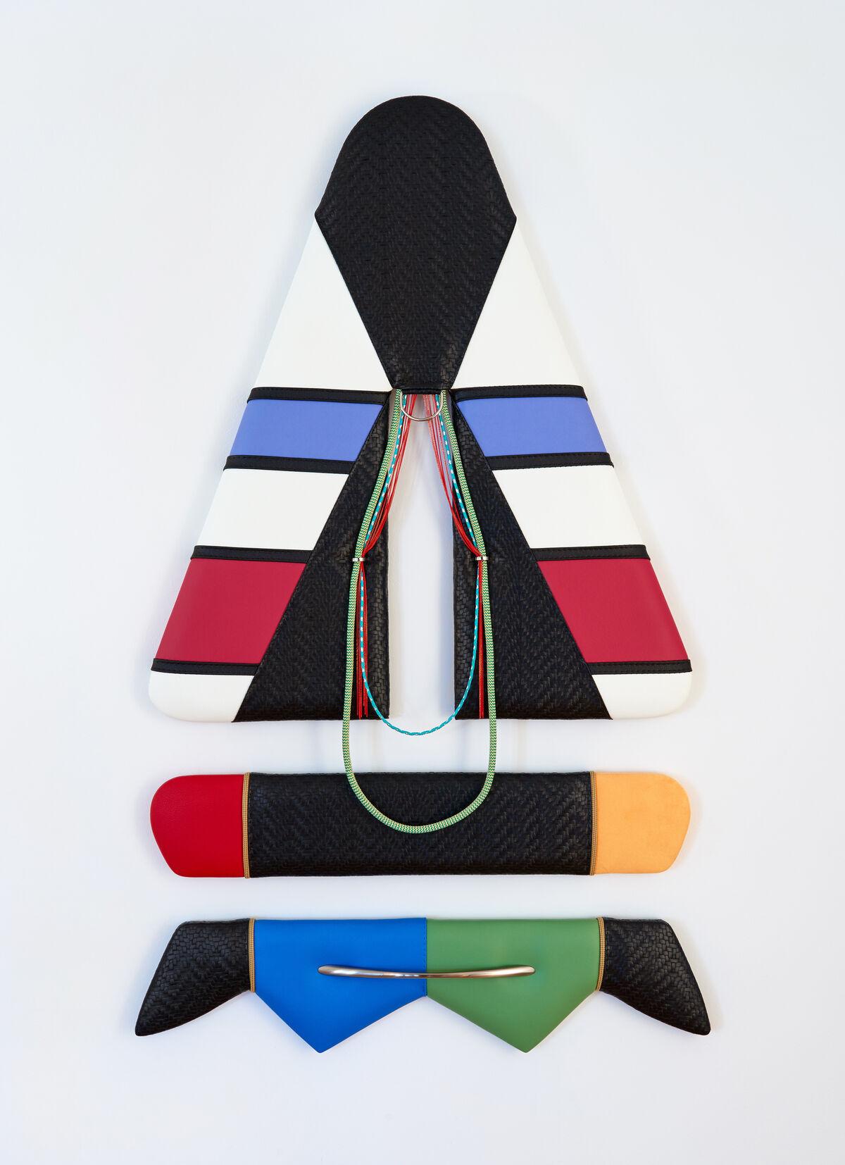 Trish Tillman, Scintillator, 2017. Courtesy of Asya Geisberg Gallery.