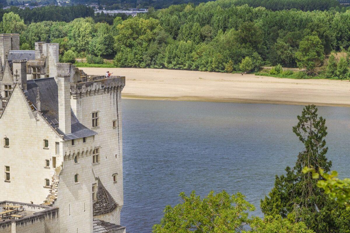 Château de Montsoreau - Musée d'Art Contemporain. Photo © D. Drouet.