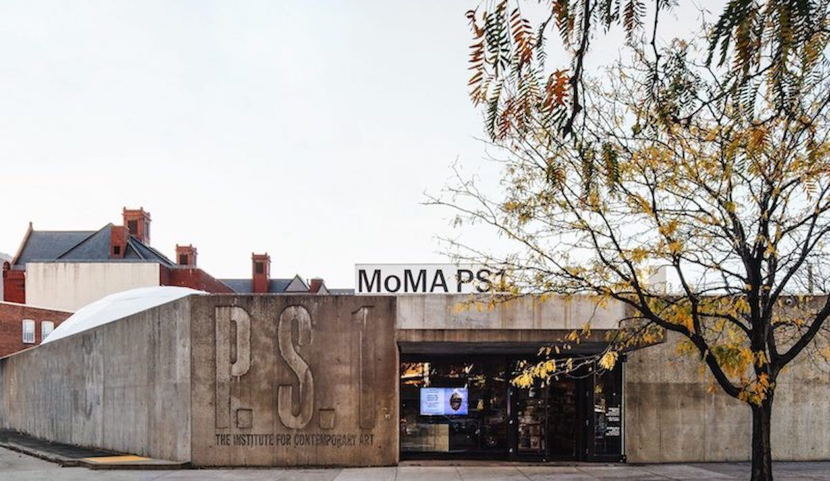 MoMA PS1 in Queens, New York. Image courtesy MoMA PS1. Photo by Pablo Enriquez.