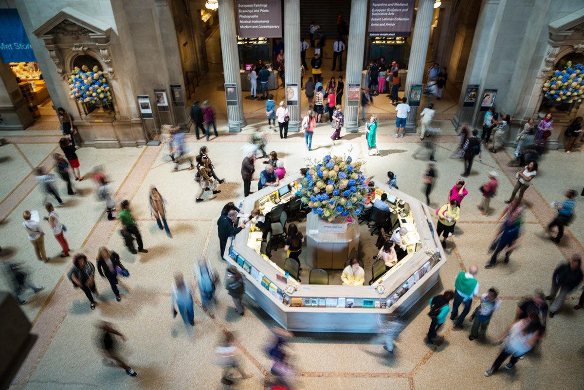 The Metropolitan Museum of Art. Photo by John St John, via Flickr.