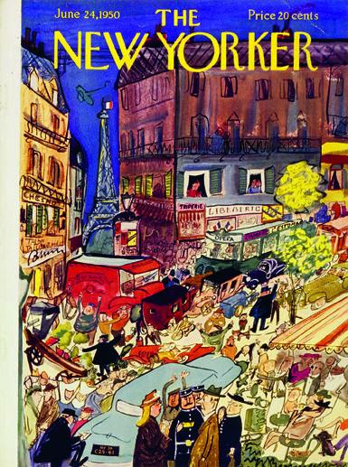 Ludwig Bemelmans, The New Yorker, June 24, 1950. © condenastarchive.