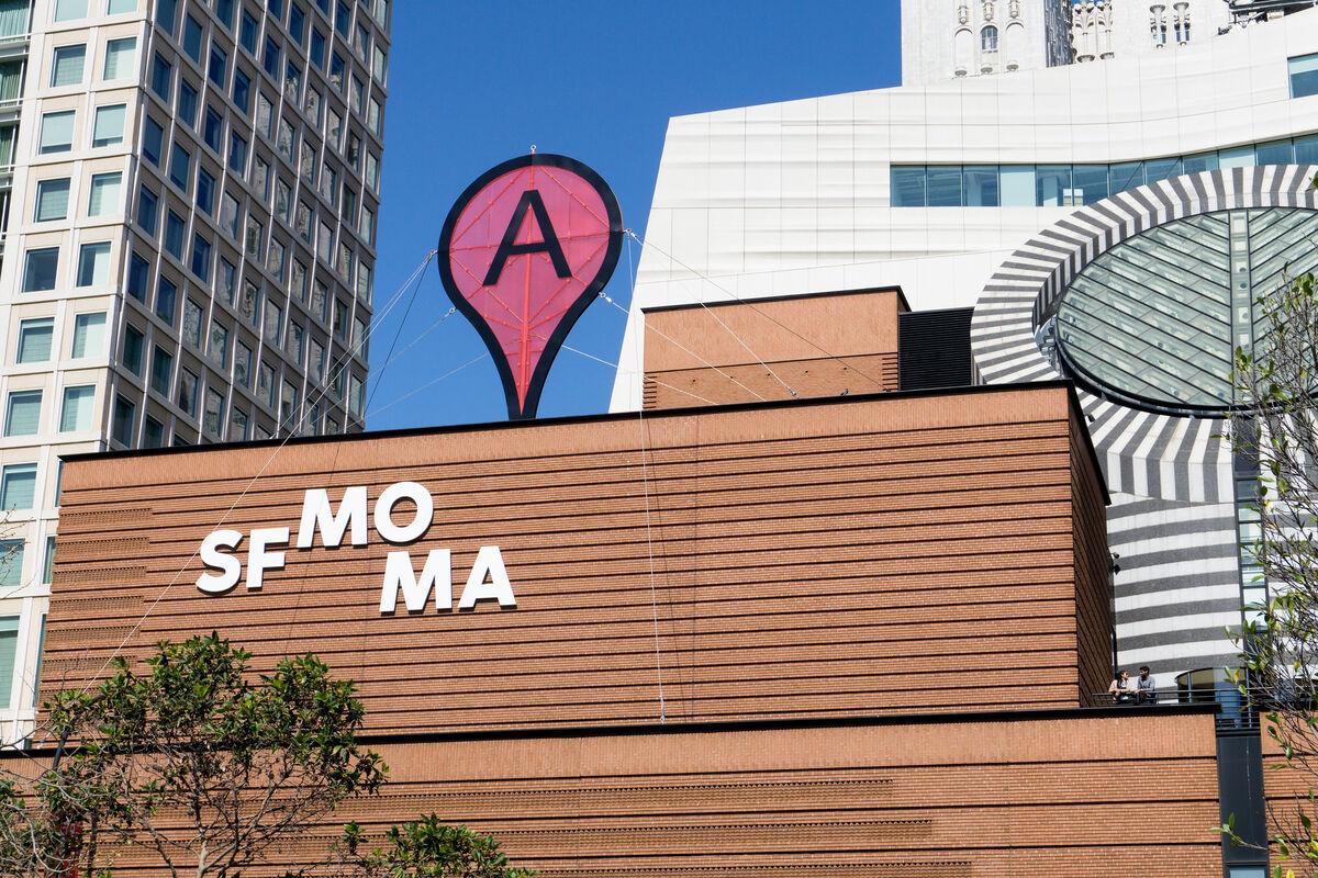The San Francisco Museum of Modern Art. Image via Flickr.