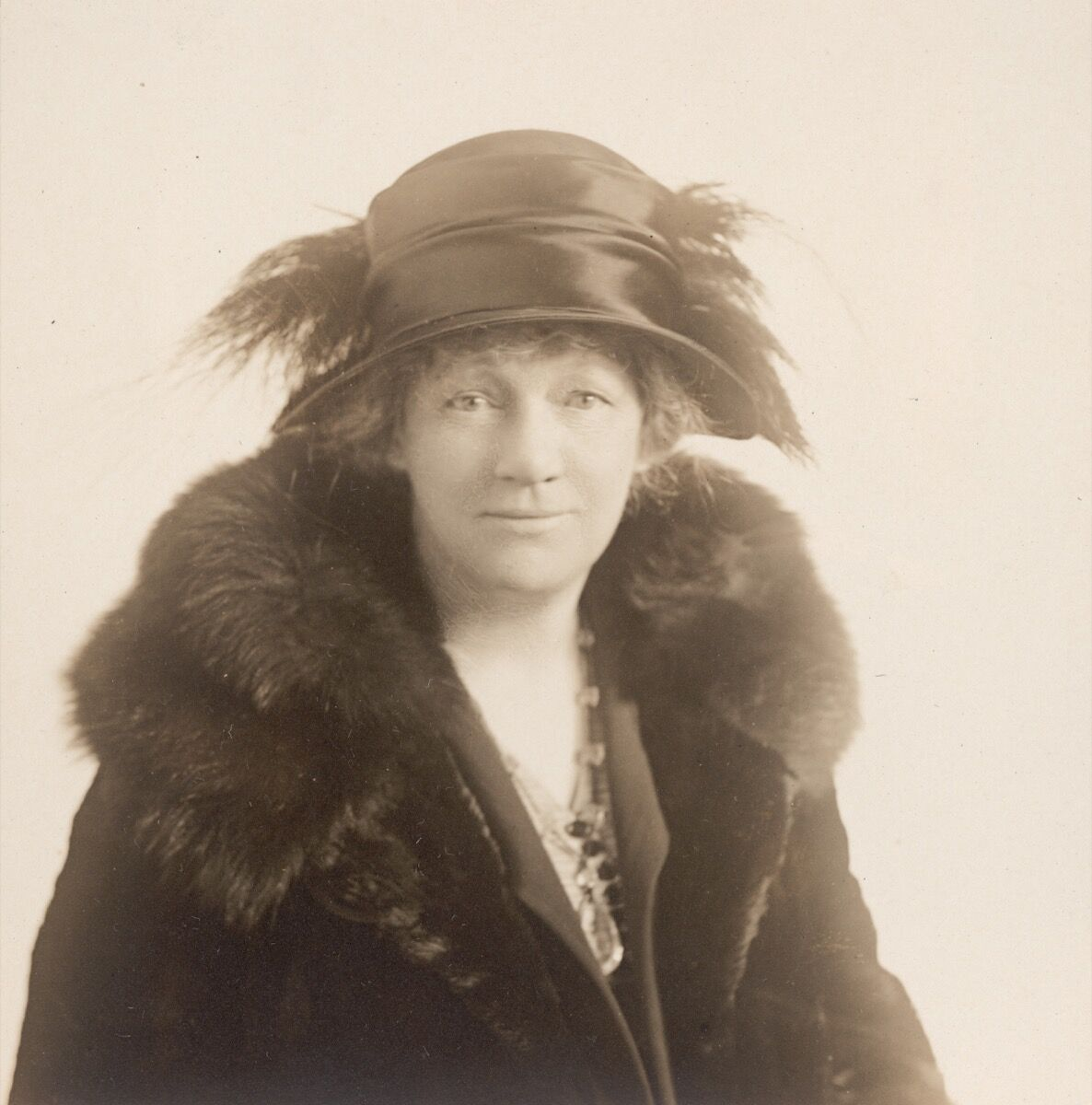 Lillie P. Bliss. c. 1924. Rona Roob Papers, II.C.3. Courtesy of The Museum of Modern ArtArchives, New York.
