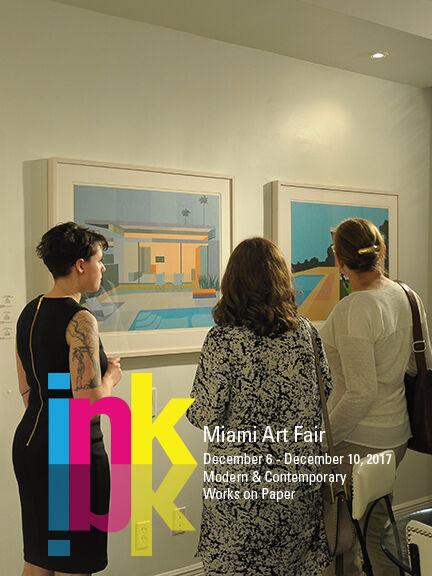 Image courtesy of INK Miami Art Fair