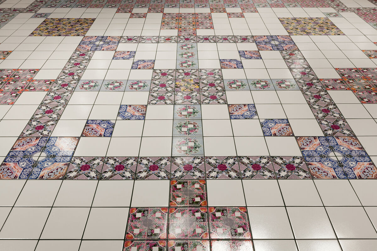 7 Artists Reinventing The Ancient Art Of Mosaics Artsy