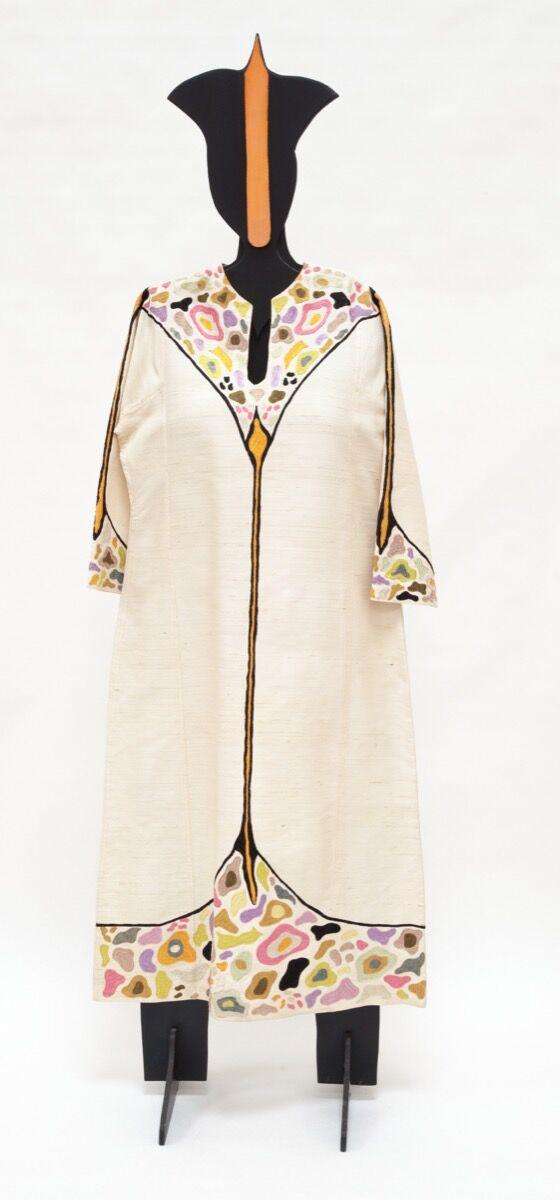 Huguette Caland. The First Dress, 1970. Courtesy Huguette Caland