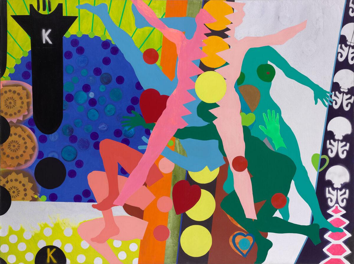 c10fa20ec6234 Kiki Kogelnik s Feminist Pop Deserves Its Place in Art History - Artsy