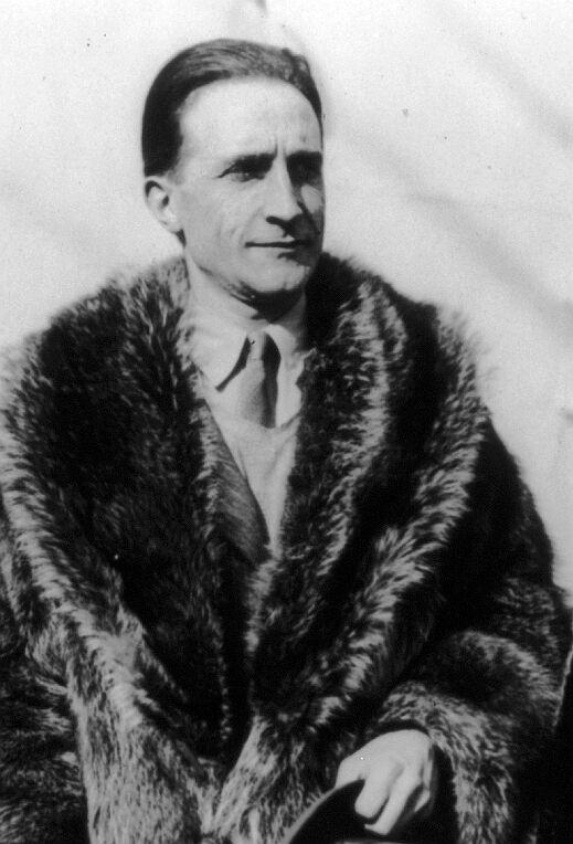 Marcel Duchamp, 1927. Image via Wikimedia Commons.