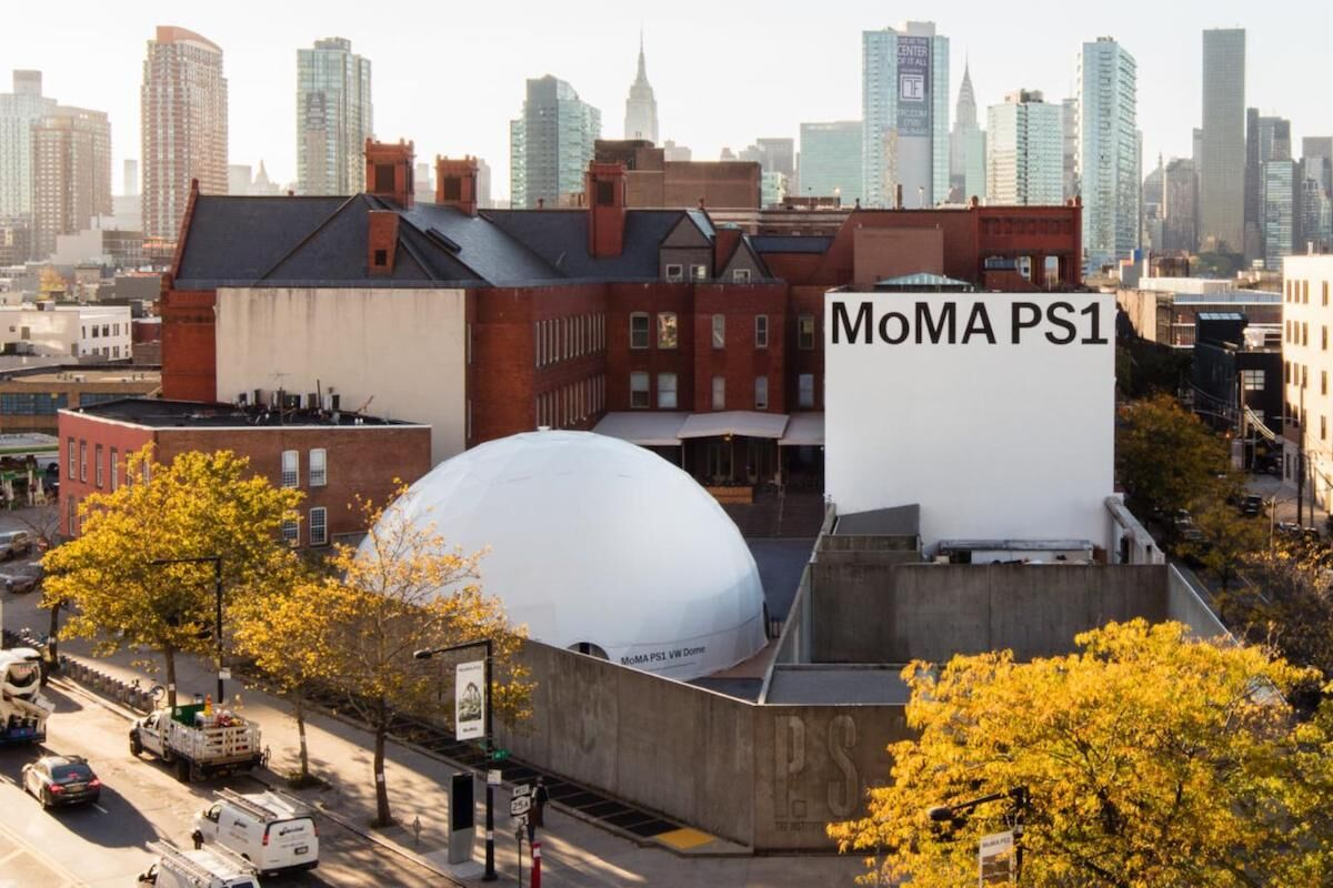 MoMA PS1. Photo by Pablo Enriquez, 2017.