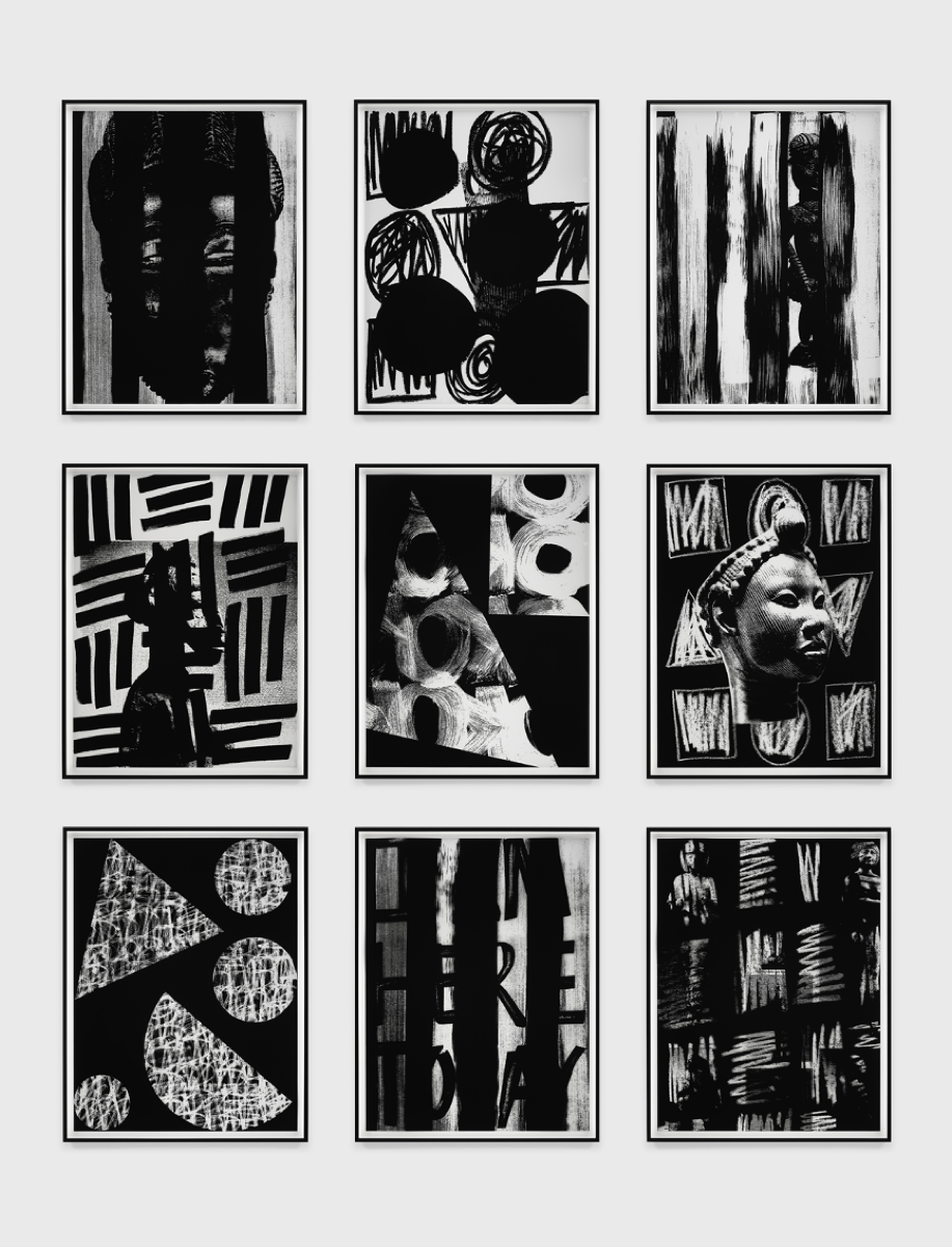 Adam Pendleton, Untitled (OKOKOKOKOKOKOKOK), 2019-20. Courtesy of the artist and Pace.