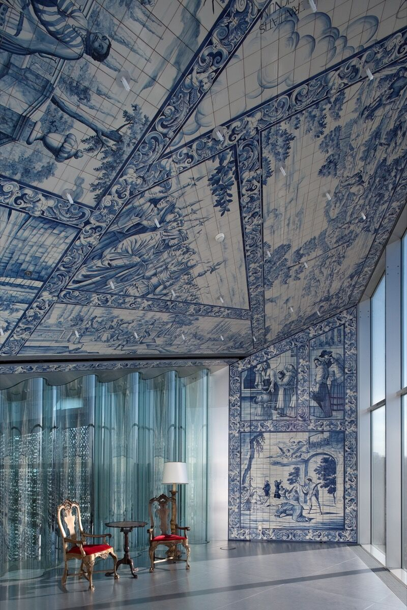 Rem Koolhaas, Casa da Música, 2005. Courtesy of Viúva Lamego.