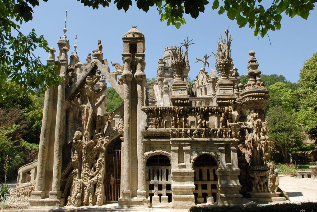 Courtesy of Palais Idéal du Facteur Cheval Monument Historique.