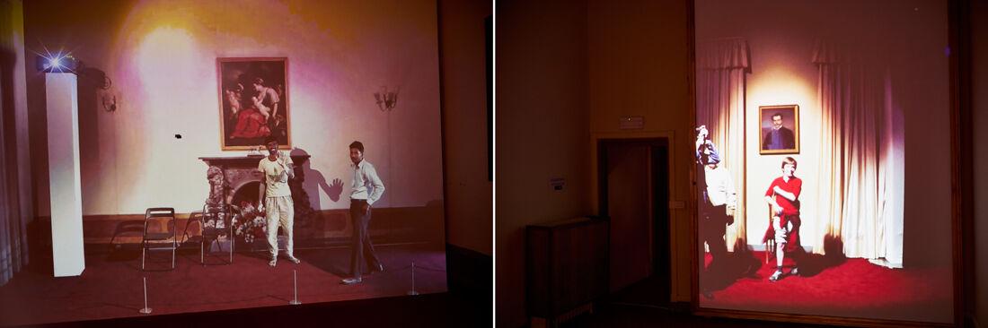Photos by Alex John Beck for Artsy.