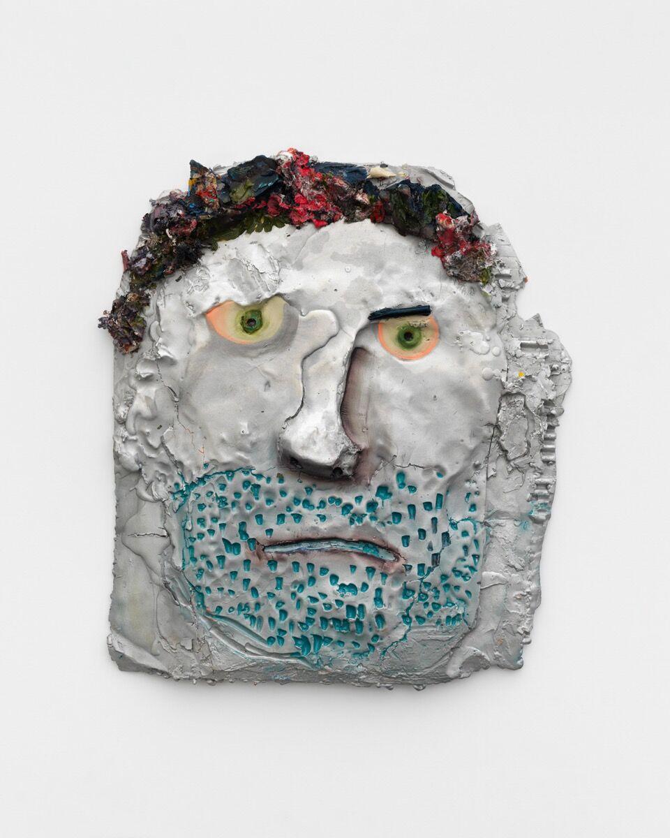 Nicole Eisenman, Untitled, 2017. Courtesy the artist and Anton Kern Gallery, New York. Photo: Object Studies.
