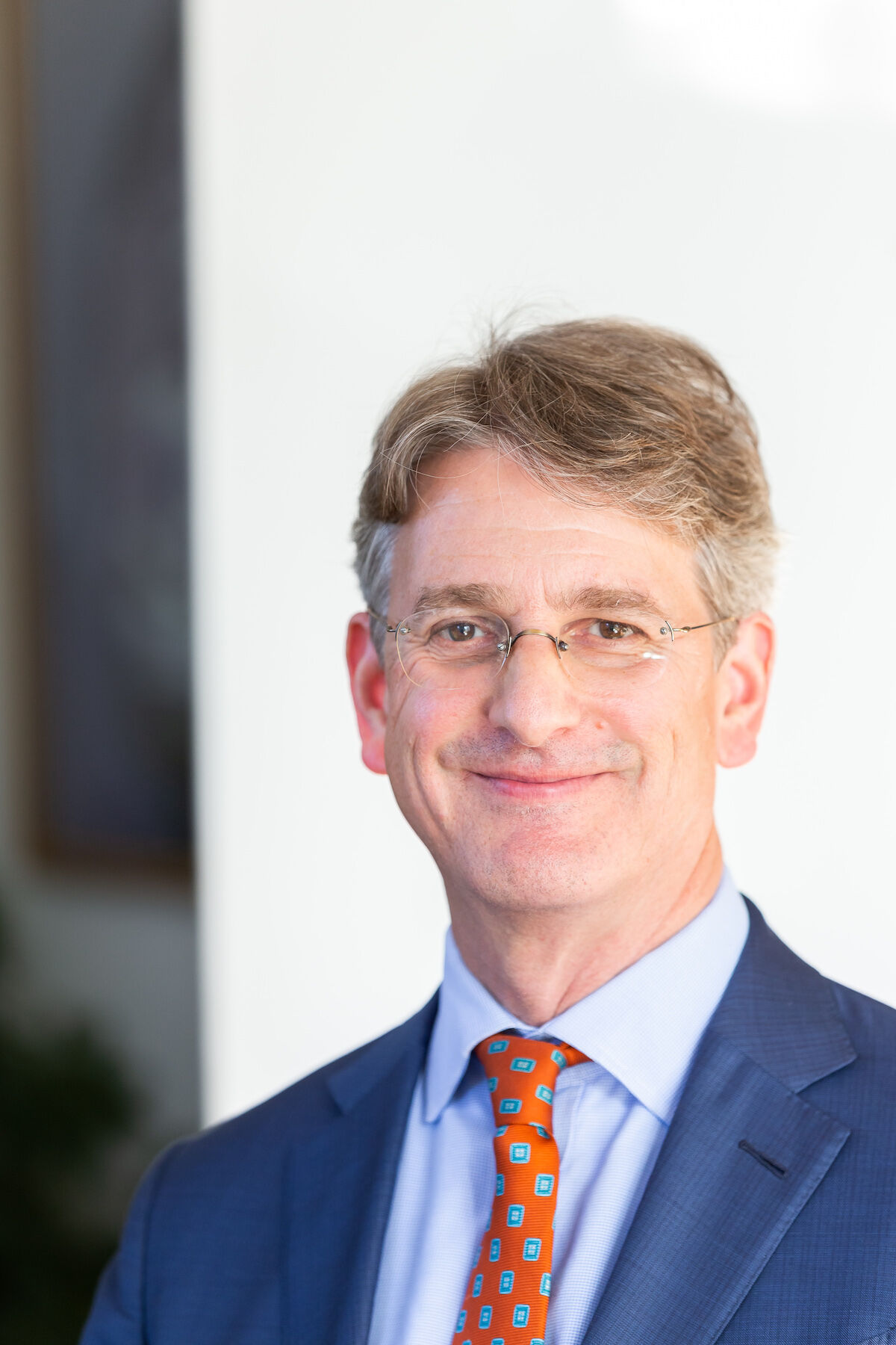 Thomas P. Campbell, Director and CEO of the Fine Arts Museums of San Francisco. Photo © Scott Rudd, courtesy Fine Arts Museums of San Francisco.
