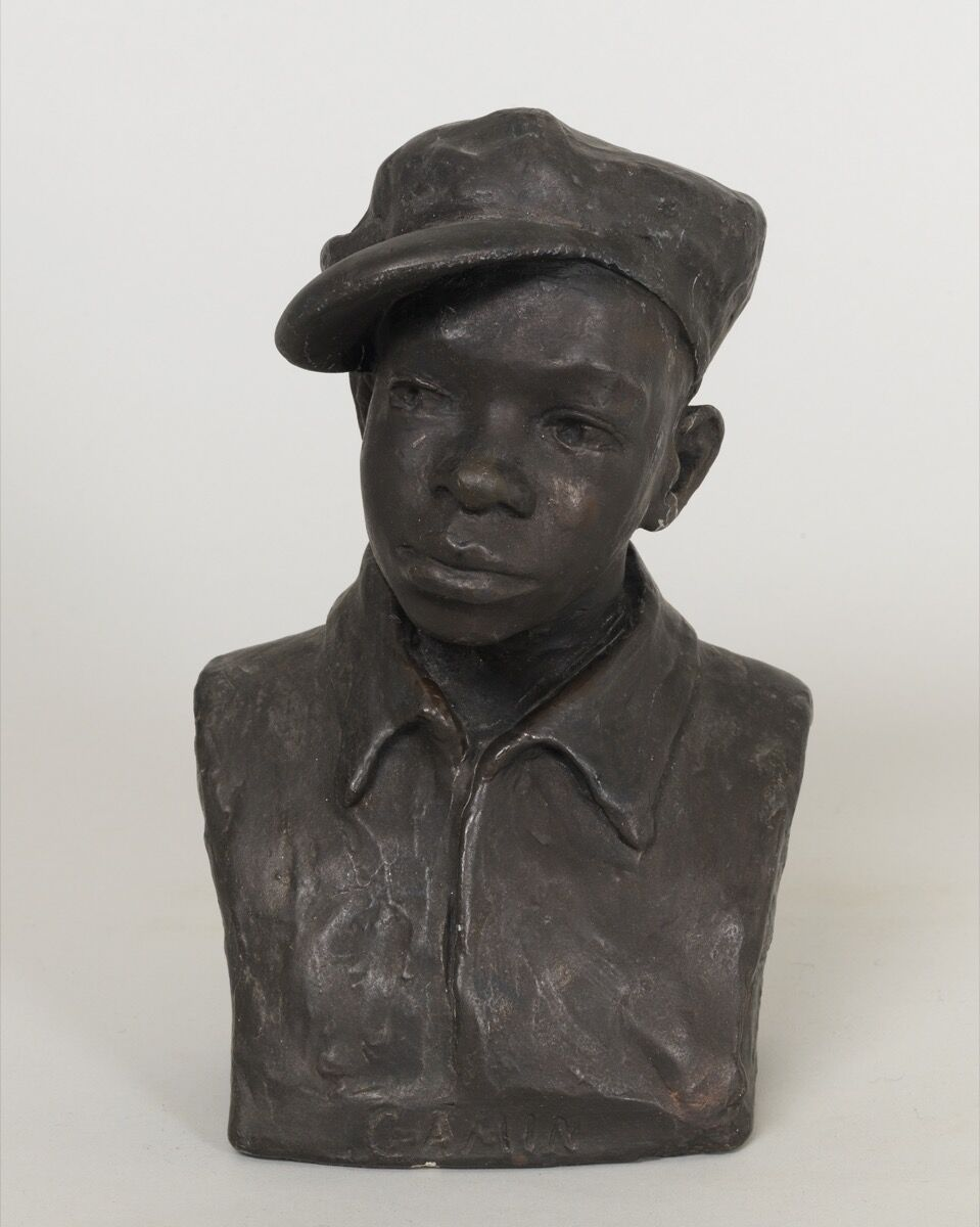 Augusta Savage, Gamin, 1929. Courtesy of Pennsylvania Academy of Fine Arts and Dr. Constance E. Clayton.