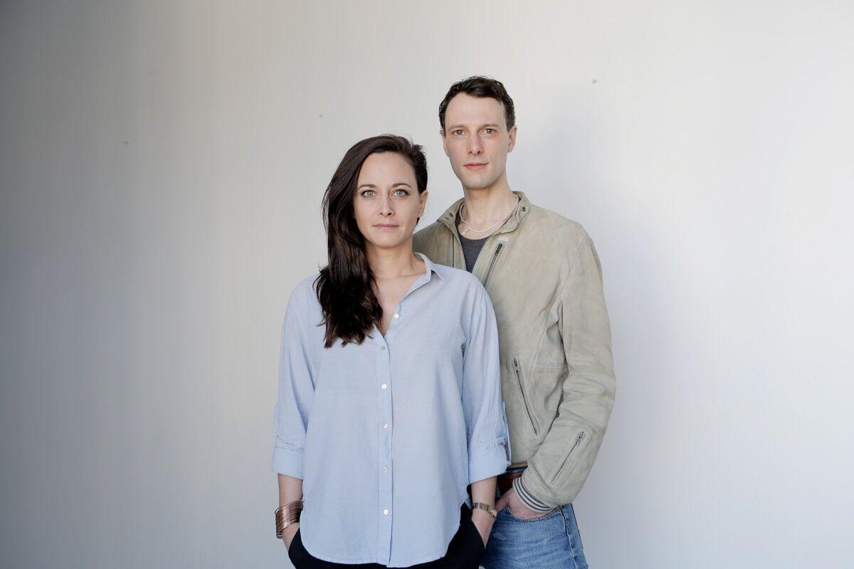 Portrait of Melina Volkmann and Ralf Dereich. Courtesy of stusu.