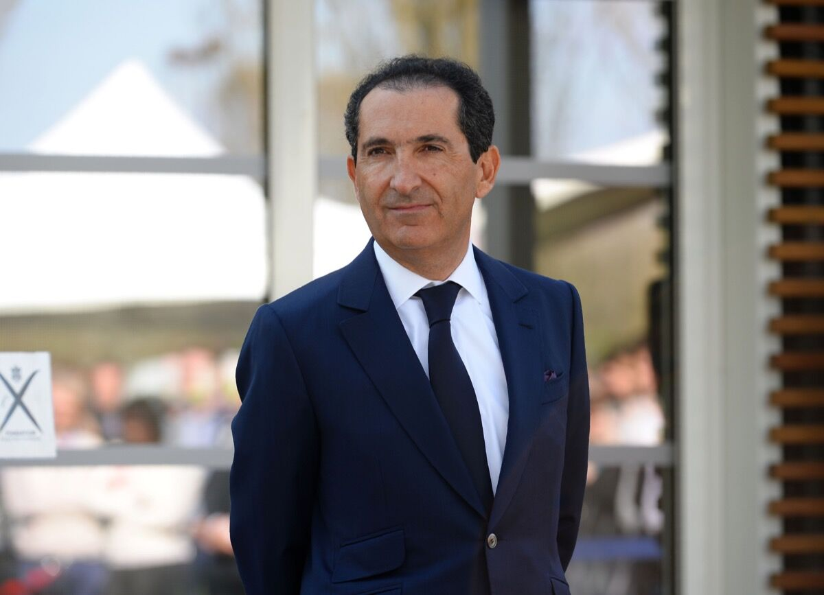 Patrick Drahi. Photo by Eric Piermont/AFP via Getty Images.